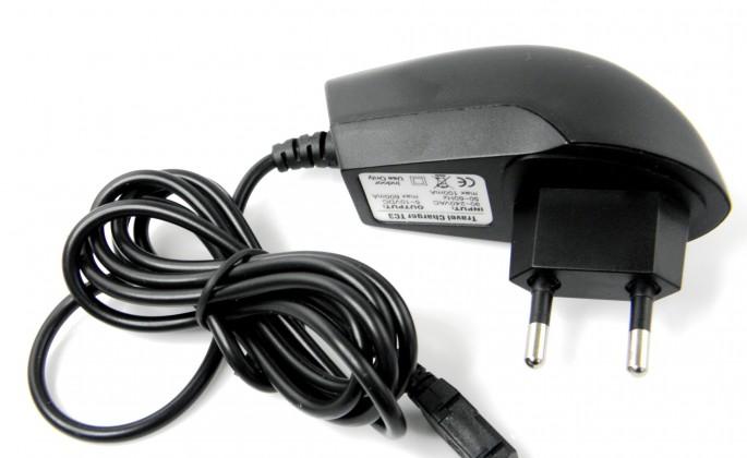 Síťová nabíječka mini Mini USB POUŽITÉ, NEOPOTŘEBENÉ ZBOŽÍ