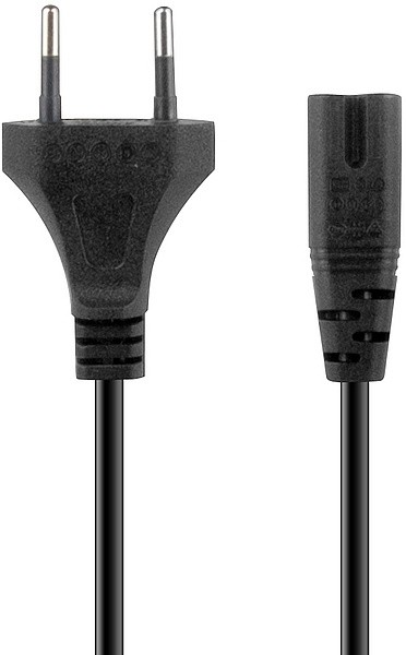 Síťové kabely WYRE Power Cable - for PS3/PS2, black