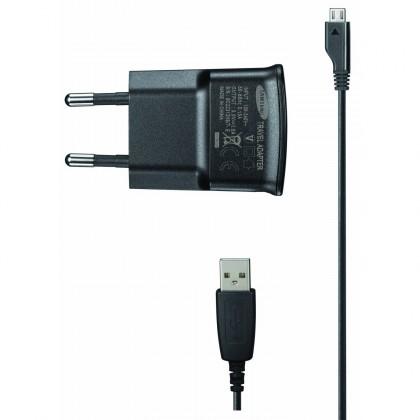 Síťové nabíječky (230V) Samsung ETA0U80 síťová nabíječka micro