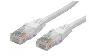 Síťový kabel AQ CAT5e, 30m ROZBALENO