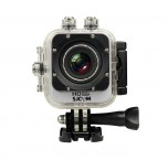 SJCAM M10 CUBE WIFI sportovní kamera - stříbrná