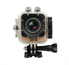SJCAM M10 CUBE WIFI sportovní kamera - zlatá