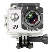 SJCAM SJ4000 PLUS sportovní kamera - bílá