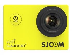 SJCAM SJ4000 PLUS sportovní kamera - žlutá