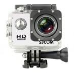 SJCAM SJ4000 sportovní kamera - bílá ROZBALENO
