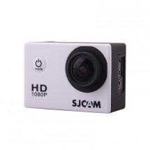 SJCAM SJ4000 sportovní kamera - bílá