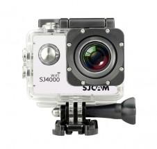 SJCAM SJ4000 WIFI sportovní kamera - bílá