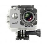 SJCAM SJ4000 WIFI sportovní kamera - stříbrná
