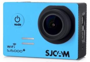 SJCAM SJ5000 PLUS sportovní kamera - modrá