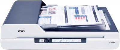 Skener EPSON skener GT-1500 A4/1200x2400dpi/USB 2.0/ADF