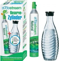 Skleněná láhev + bombička Sodastream 1100065490 ROZBALENO