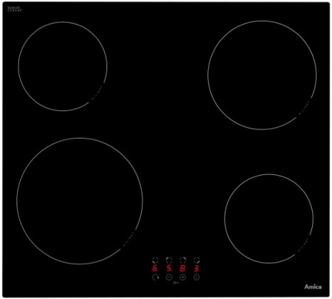 Sklokeramická deska Amica DS6200