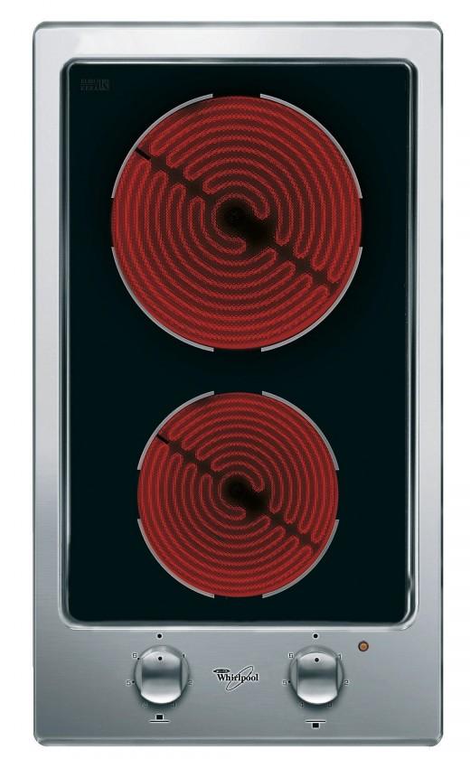 Sklokeramická deska Whirlpool AKT 315 IX