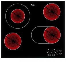 Sklokeramická varná deska Whirlpool AKT 8190/BA