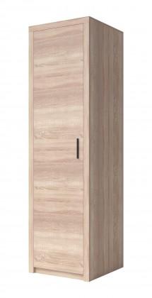 Skřín Obývací skříň Nemesis - 1x dveře (dub sonoma)
