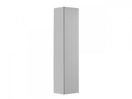 Skřín Strada - Skříň C017 (eben perletově šedá)