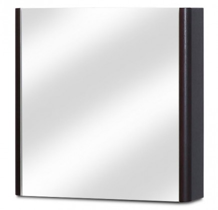 Skříňka nad umyvadlo Lucy - Zrcadlová skříňka ZS 271 (front zrcadlo/boky wenge)