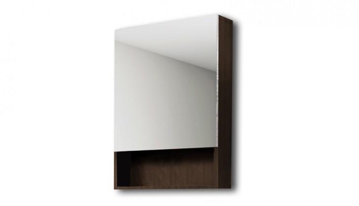 Skříňka nad umyvadlo Roma - skříňka W50 se zrcadlem (bílá)