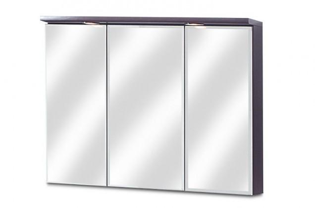 Skříňka nad umyvadlo Zrcadlová skříňka ZS 231 s halogenovým osvětlením (zrcadlo)