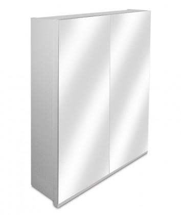 Skříňka nad umyvadlo Zrcadlová skříňka ZS 244 (zrcadlo)