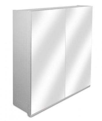 Skříňka nad umyvadlo Zrcadlová skříňka ZS 246 (zrcadlo)