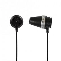 Sluchátka do uší Koss Spark Plug, černá