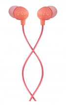 Sluchátka do uší MARLEY Little Bird - Peach