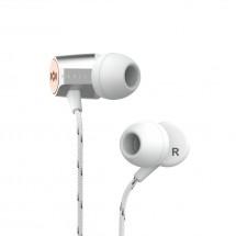 Sluchátka do uší MARLEY Uplift 2.0 Silver