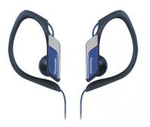 Sluchátka do uší Panasonic RP-HS34E-A, černo-modrá