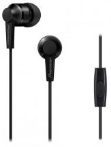 Sluchátka do uší Pioneer SE-C3T-B, černá