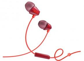 Sluchátka do uší TCL SOCL100OR, oranžová