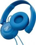 Sluchátka JBL T450 (JBL T450 BLU) modrá