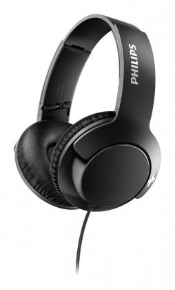 Sluchátka Philips SHL3175BK (SHL3175BK/00) černá OBAL POŠKOZEN