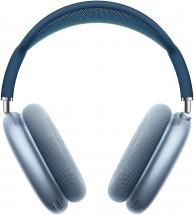 Sluchátka přes hlavu Apple AirPods Max, modrá