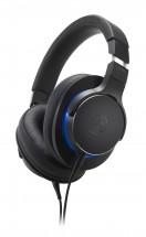 Sluchátka přes hlavu Audio-Technica ATH-MSR7bBK, černá