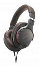 Sluchátka přes hlavu Audio-Technica ATH-MSR7bGM, hnědá
