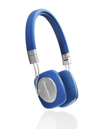 Sluchátka přes hlavu B&W (Bowers & Wilkins) B&W P3 Blue