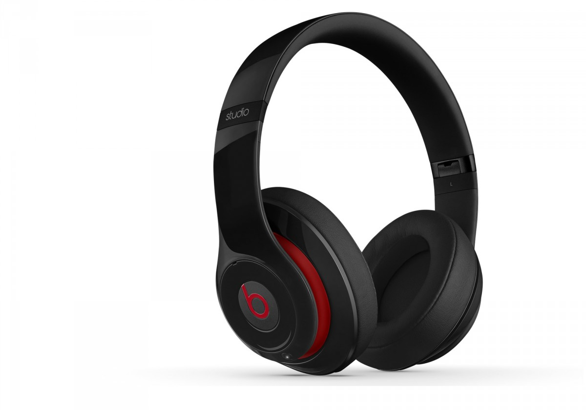 Sluchátka přes hlavu Beats By Dr. Dre Beats Studio 2.0, černá - MH792ZM