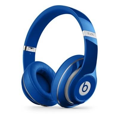 Sluchátka přes hlavu Beats By Dr. Dre Beats Studio 2.0, modrá - MH992ZM/A