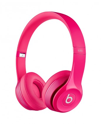 Sluchátka přes hlavu Beats By Dr. Dre Solo 2, růžová - MHBH2ZM/A