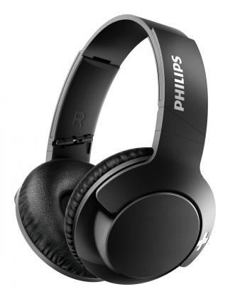 Sluchátka přes hlavu Bezdrátová sluchátka Philips SHB3175BK, černá