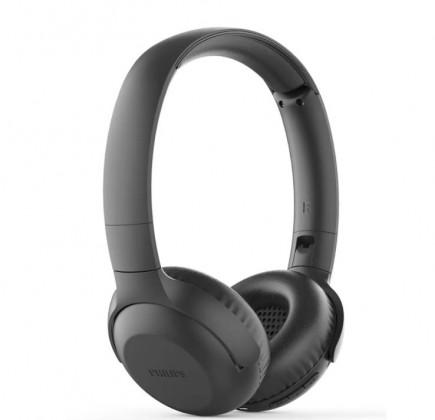 Sluchátka přes hlavu Bezdrátová sluchátka Philips TAUH202BK, černá