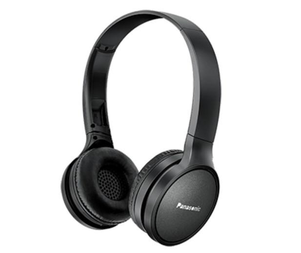 Sluchátka přes hlavu Bezdrátová sluchátka přes hlavu Panasonic RP-HF410BE-K, černá