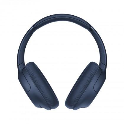 Sluchátka přes hlavu Bezdrátová sluchátka Sony WH-CH710N, modrá
