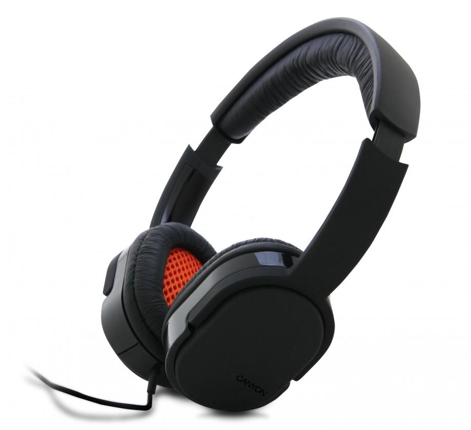 Sluchátka přes hlavu CANYON sluchátka CNL-MBHP03