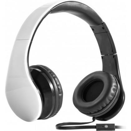 Sluchátka přes hlavu Defender Accord HN-047 White