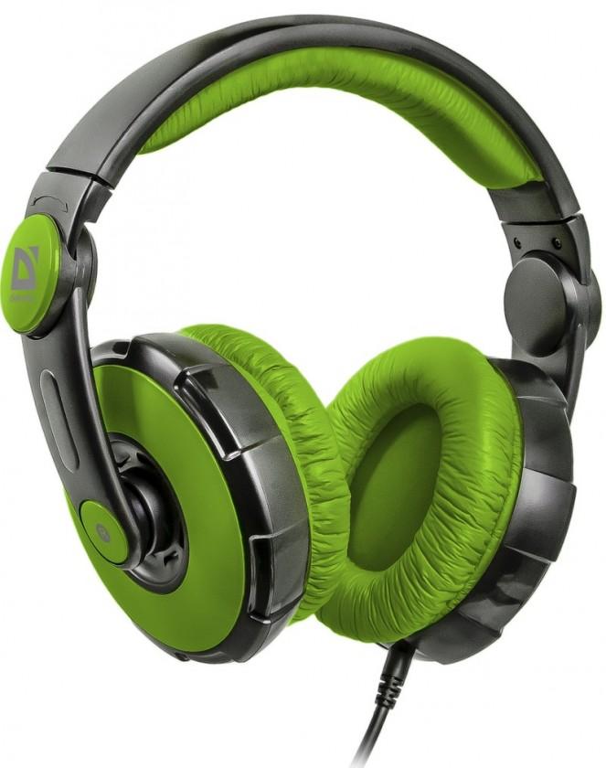 Sluchátka přes hlavu Defender Disco (63059)
