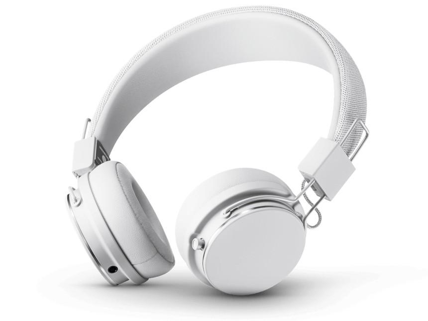Sluchátka přes hlavu Designová sluchátka Urbanears PLATTAN II,bílá, Bluetooth