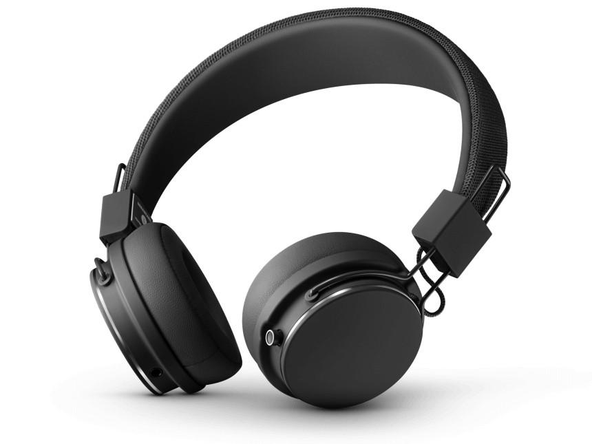 Sluchátka přes hlavu Designová sluchátka Urbanears PLATTAN II BT,černá, Bluetooth