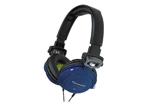 Sluchátka přes hlavu Dj sluchátka Panasonic RP-DJS400AEA ROZBALENO